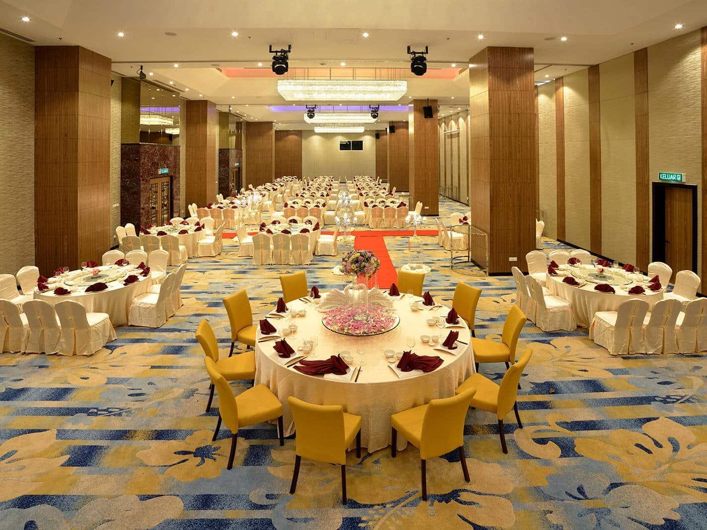 Hibiscus Grand Ballroom at Lexis Suites Penang 1