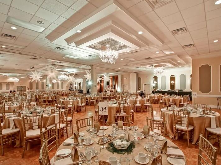 viennesse ballroom for gatherings at The Inn of Waterloo
