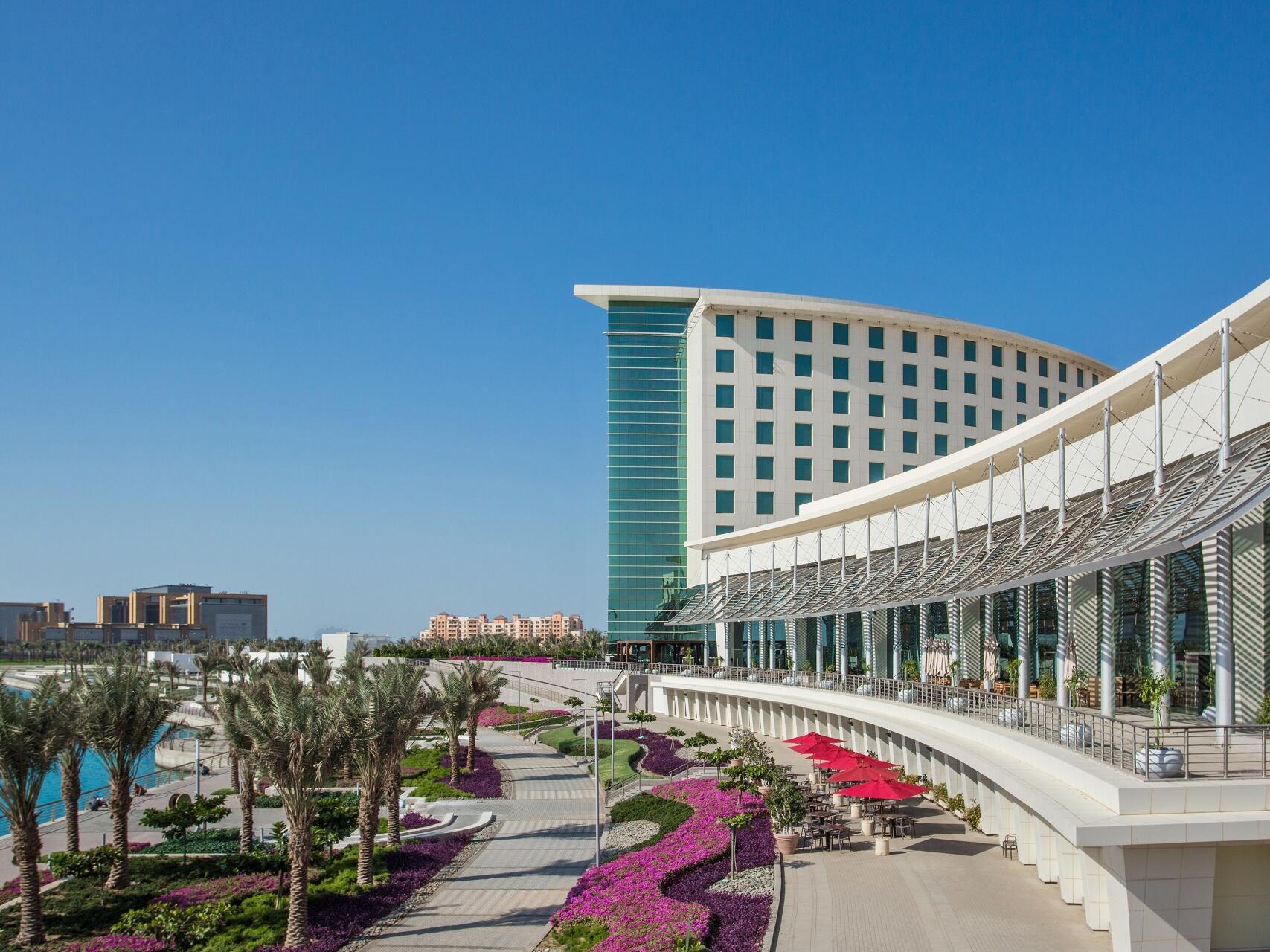 Exterior view of Bay La Sun Hotel & Marina
