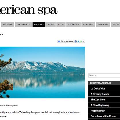 american spa screenshot