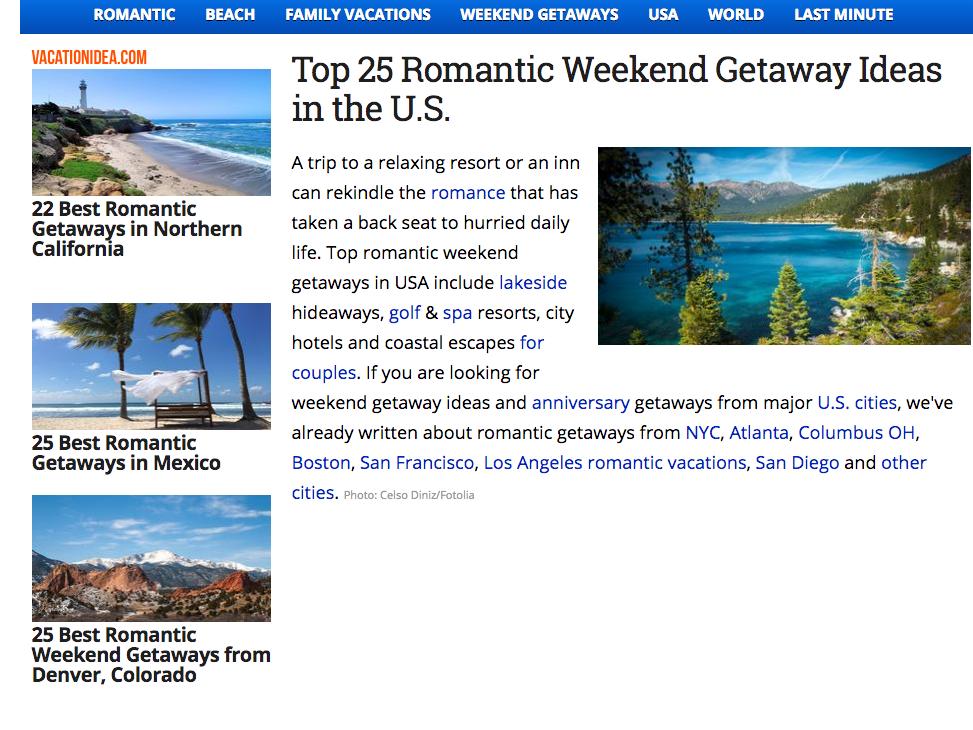 Vacation Idea Dream vacation Magazine - The Landing Resort & Spa