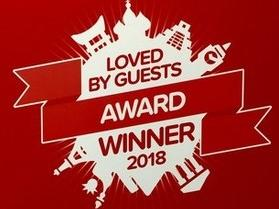 2018 AWARD WINNER / LOVED BY GUESTS!