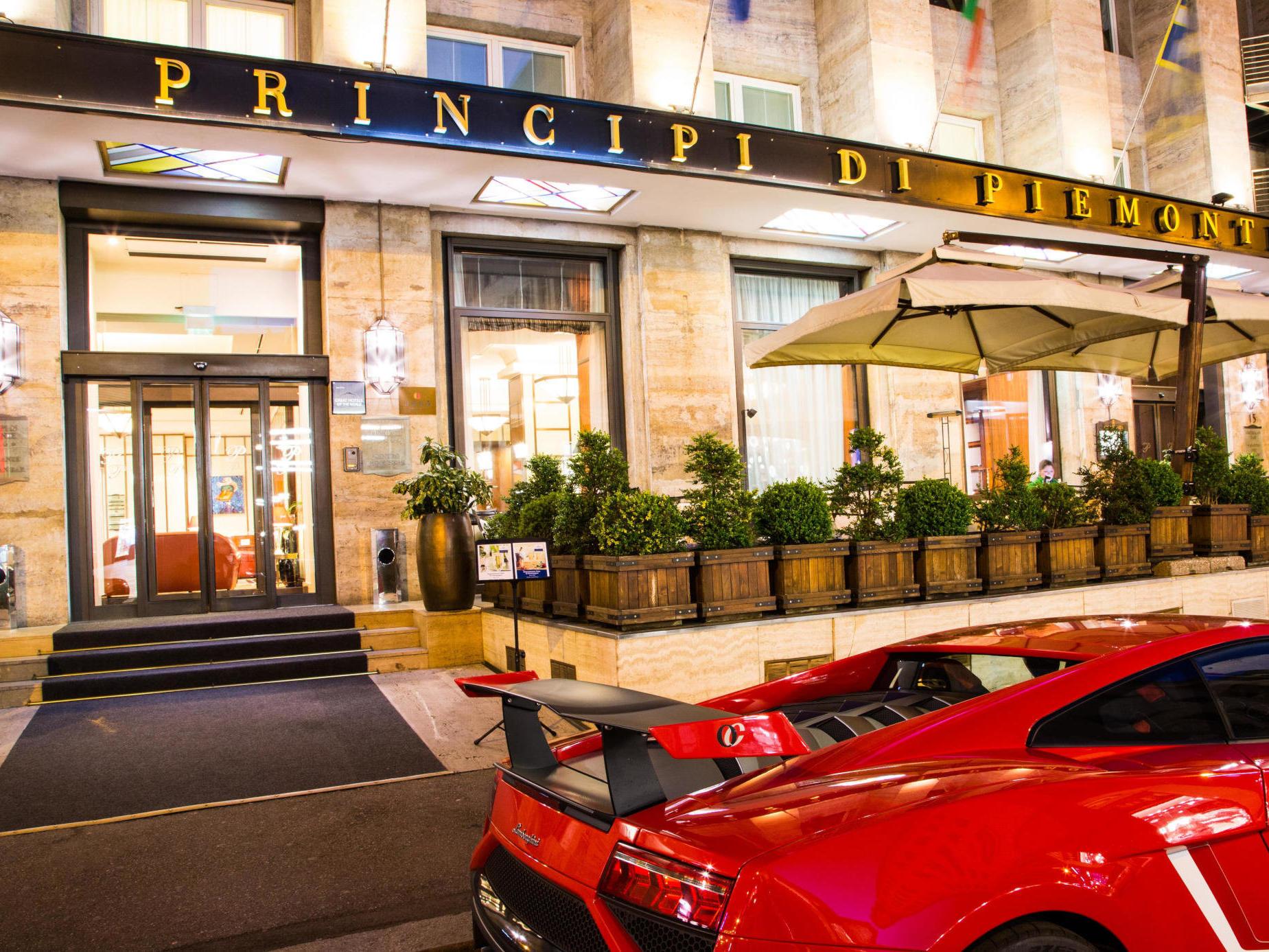 Hotel Principi di Piemonte Torino