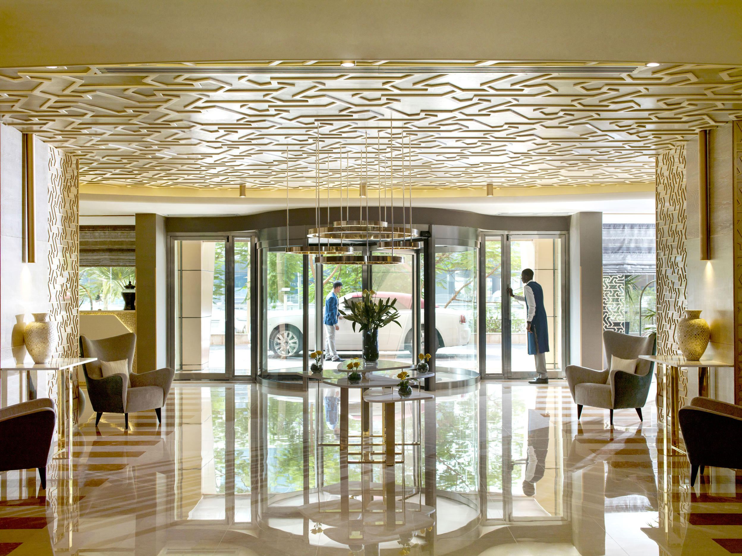 Entrance at Two Seasons Hotel & Apartments in Dubai