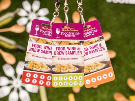 Busch Gardens Tampa Bay - 5th Annual Food & Wine Festival