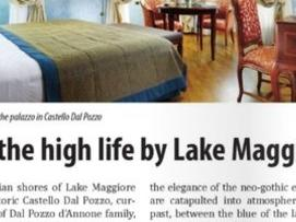 Live the high life on Lake Maggiore