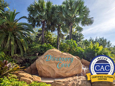 Orlando's Discovery Cove Becomes a Certified as an Autism Center by IBCCES