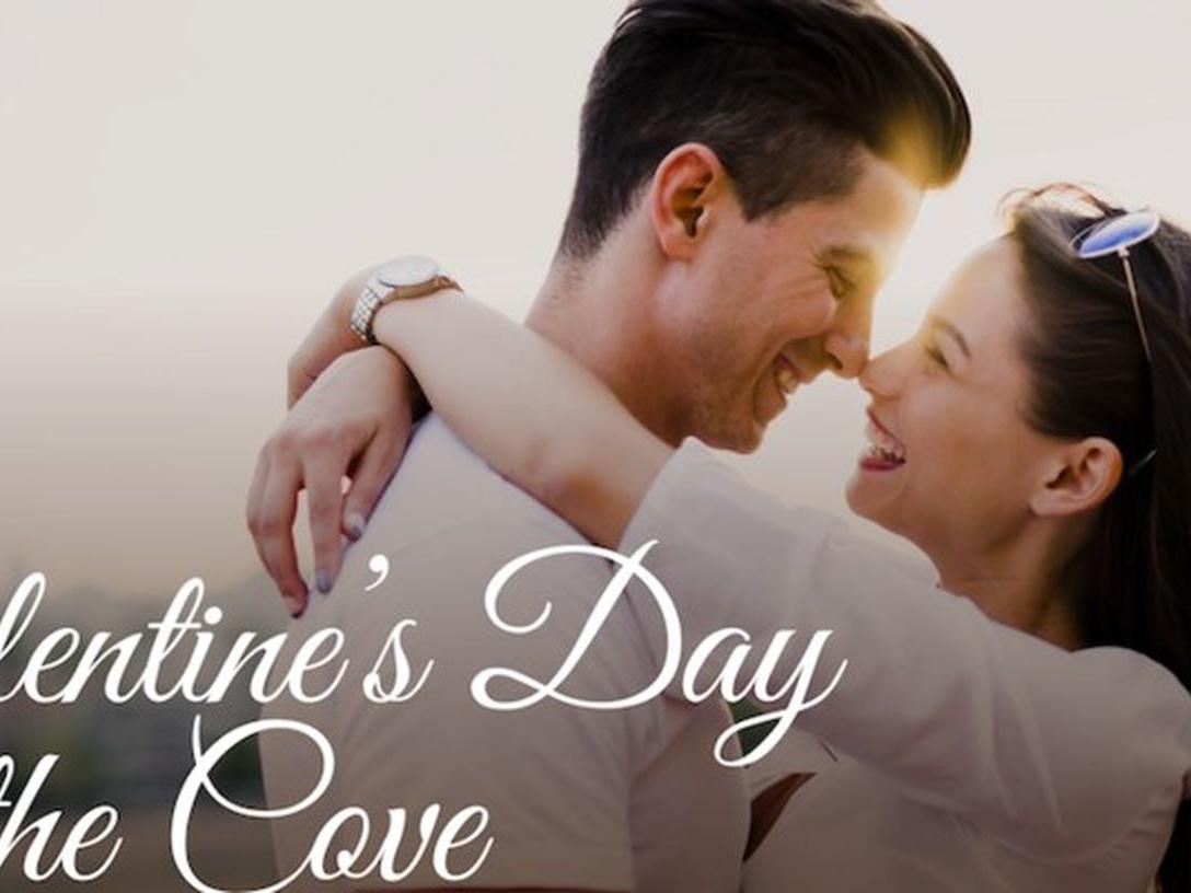 Valentines Day at the Cove
