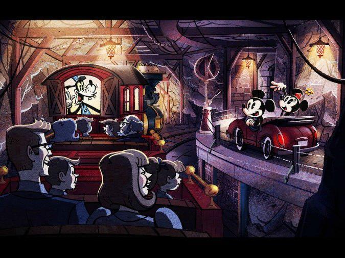 Copyright 2019 Disney