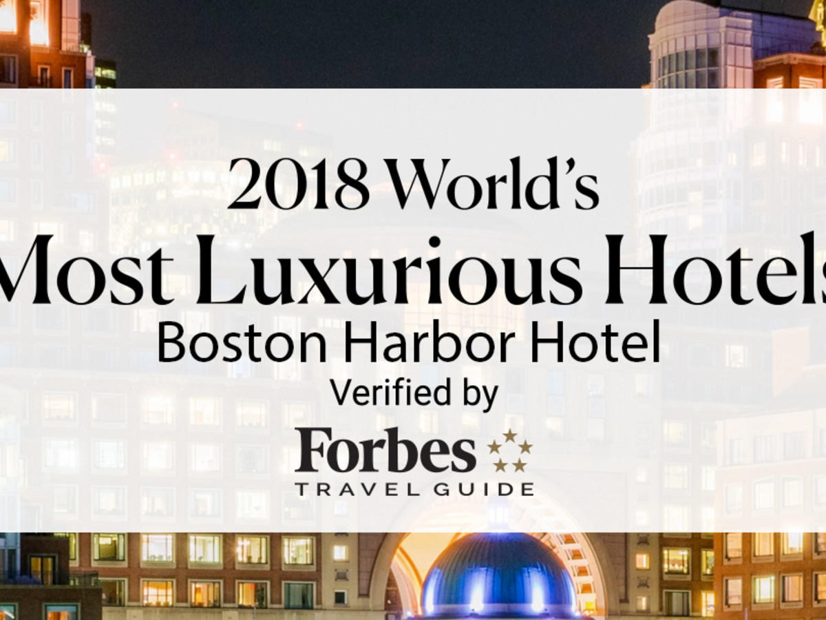 2018 World's Most Luxurious Hotels by Forbes logo