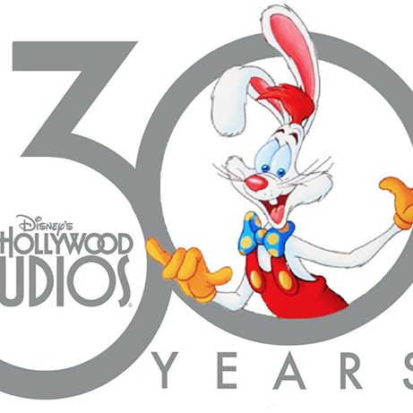 Hollywood Studios 30 Years Logo