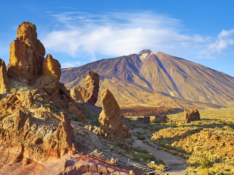 Mount Teide SBC
