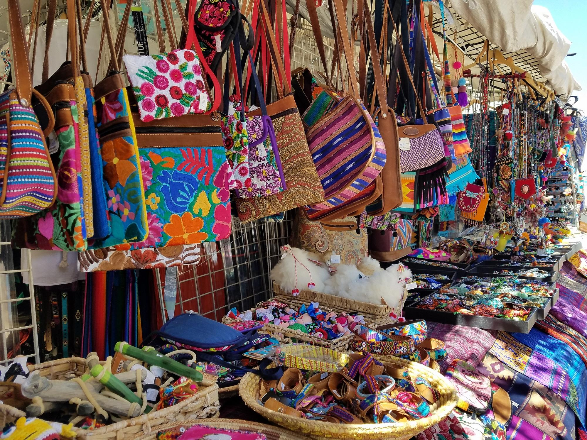 Street Markets LA1 SAH SBC SHC