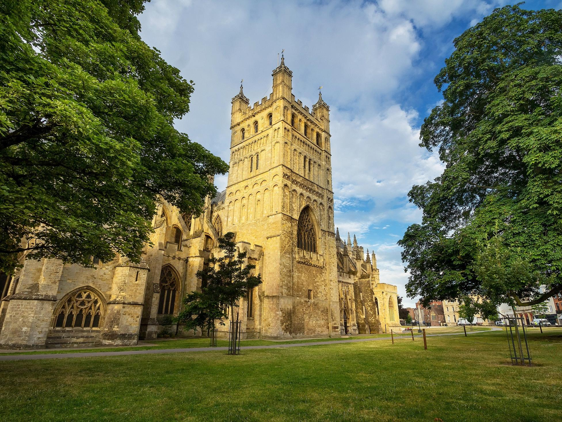 Exeter Craft Festival & Cathedral WBC