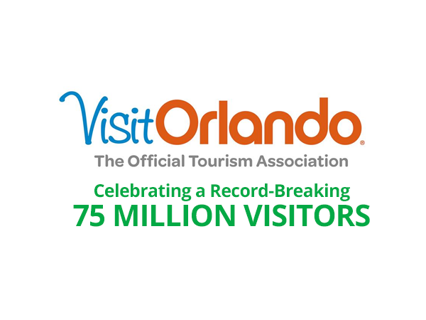 Orlando Keeps Breaking Records with 75 Million Visitors Last Year