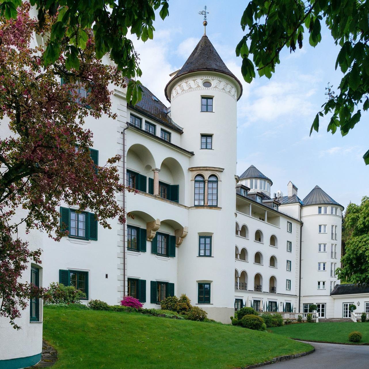 Schloss Pichlarn Hotel building in Austria