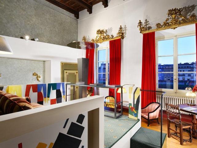 Leone Blu Suites | UNA Espeirenze