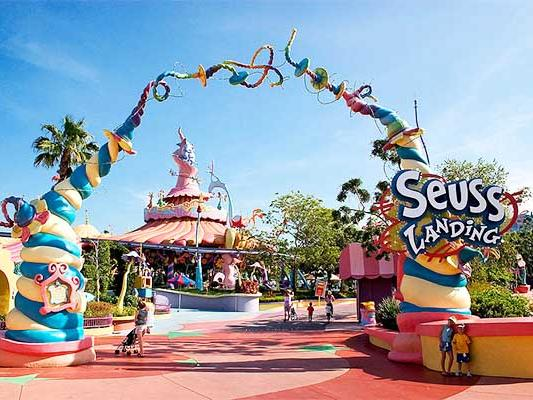 Universal Islands of Adventure Celebrates 20th Anniversary