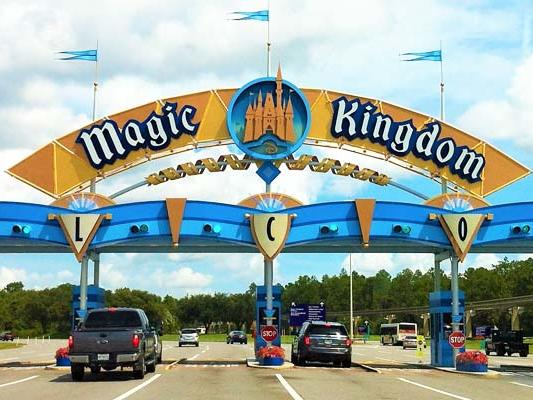 Disney's Magic Kingdom Ranks Number One in Theme-Park Attendance