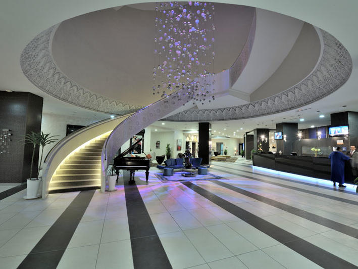 Lobby at Kenzi Hotels Group