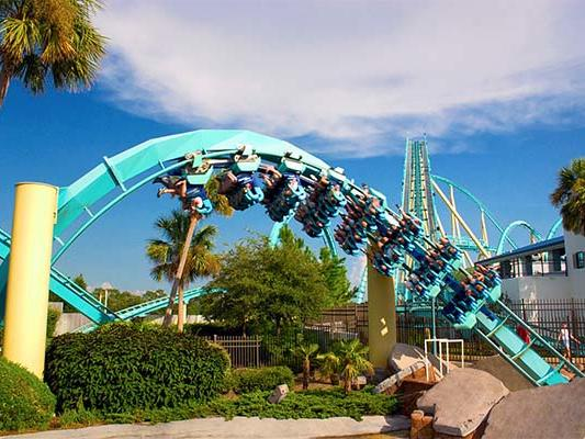 New Roller Coaster coming to SeaWorld Orlando in 2020