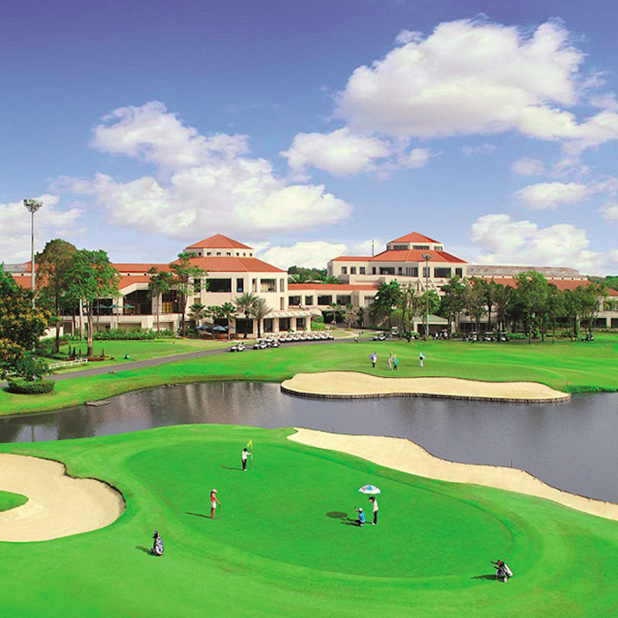 Thana City Golf Course - Eastin Hotel