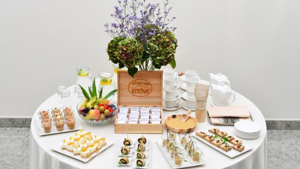 Healthy Snacks at Union Hotels Collection