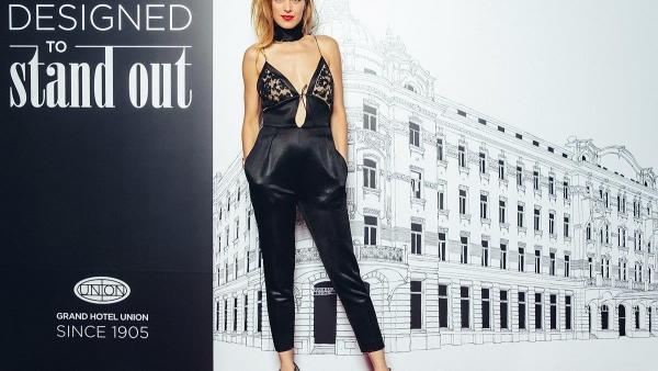 Mercedes-Benz Fashion Week Ljubljana supported by Grand Hotel Union