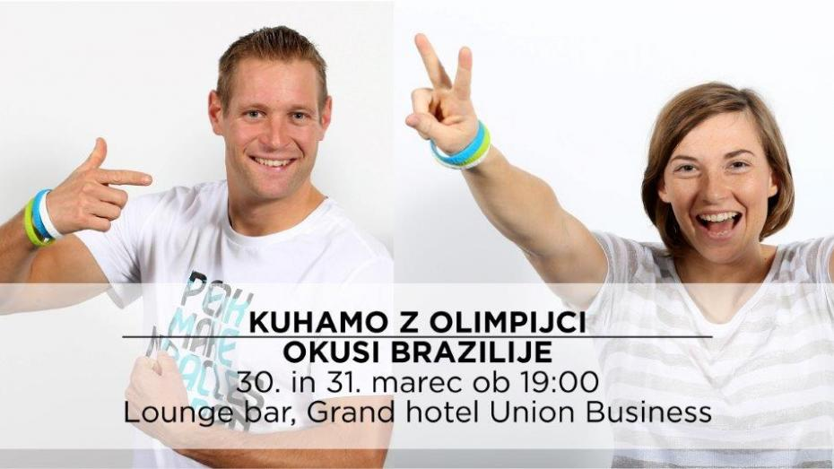 Olympic ReUnion in Grand Hotel Union in Ljubljana