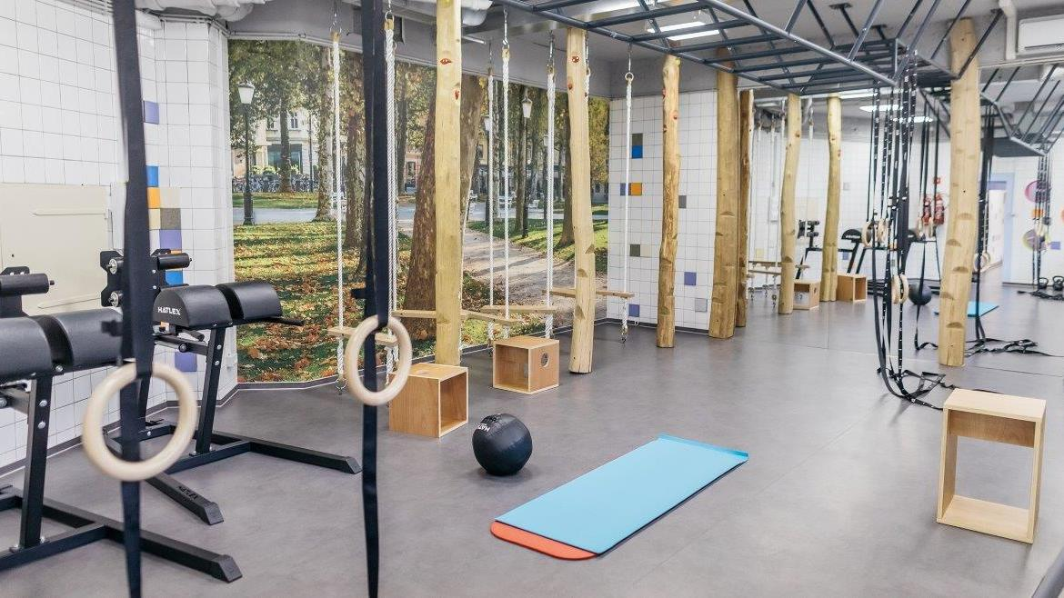 Fitness Centre at Grand Hotel Union in Ljubljana