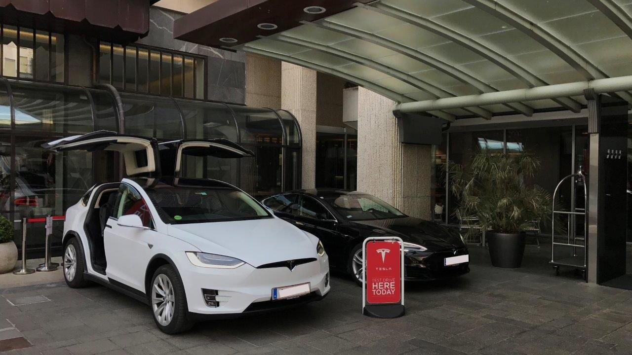 Grand Hotel Union's Exclusive Collaboration With Tesla