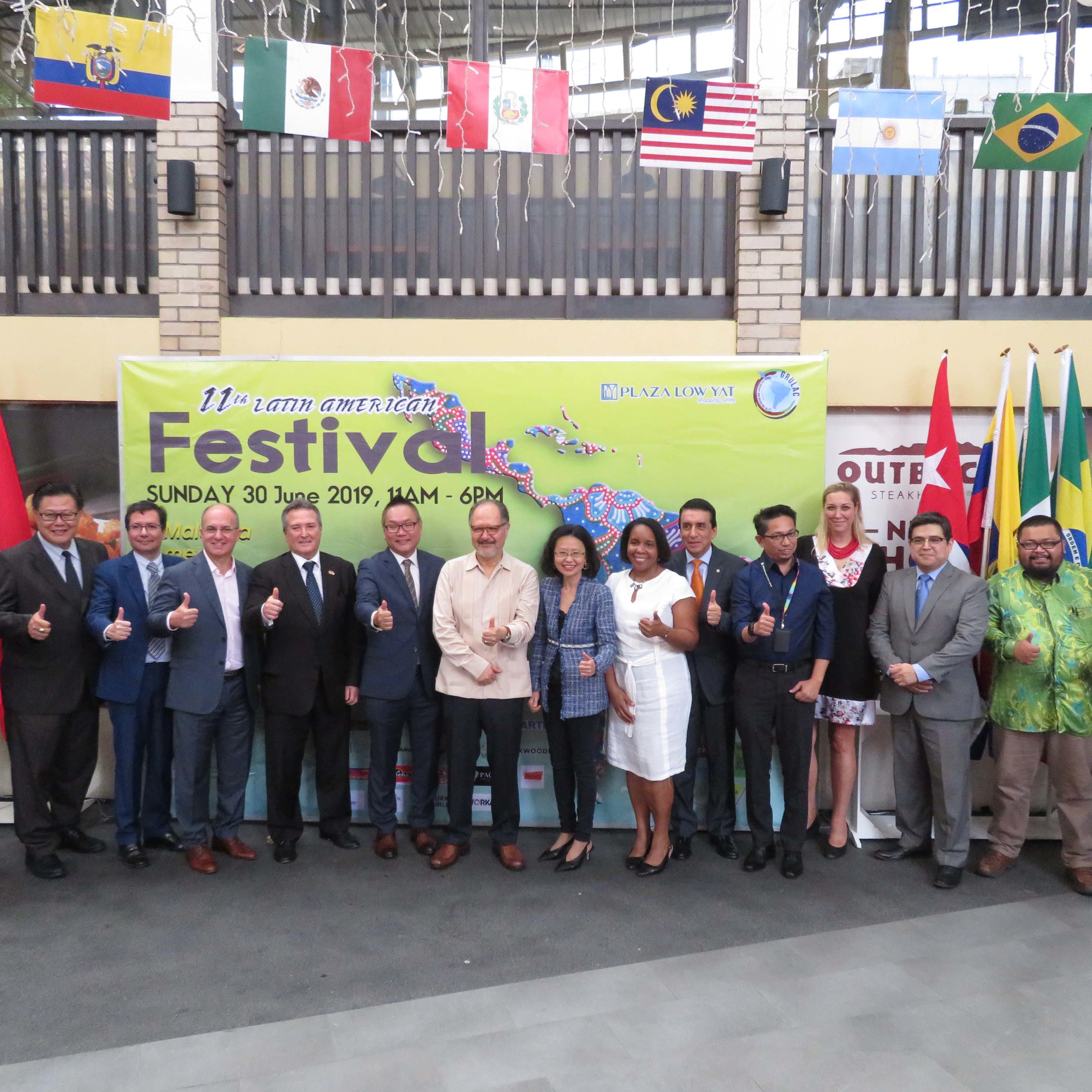 11th Latin American Festival Press Release