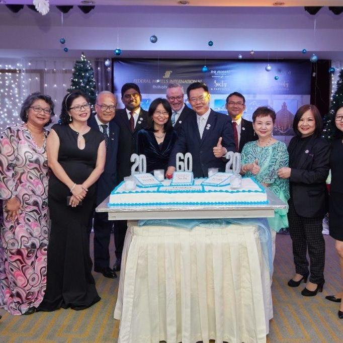 Federal Hotels International Group of Hotels' Anniversary Celebrations & Appreciation Night