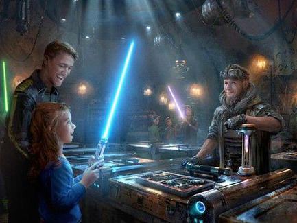 Star Wars Galaxy's Edge Set to Open in Orlando on August 29th