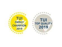 TUI Family Champion & Top Quality Awards 2019