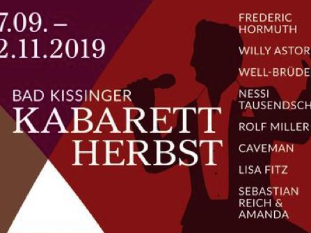 Kissinger Kabarettherbst