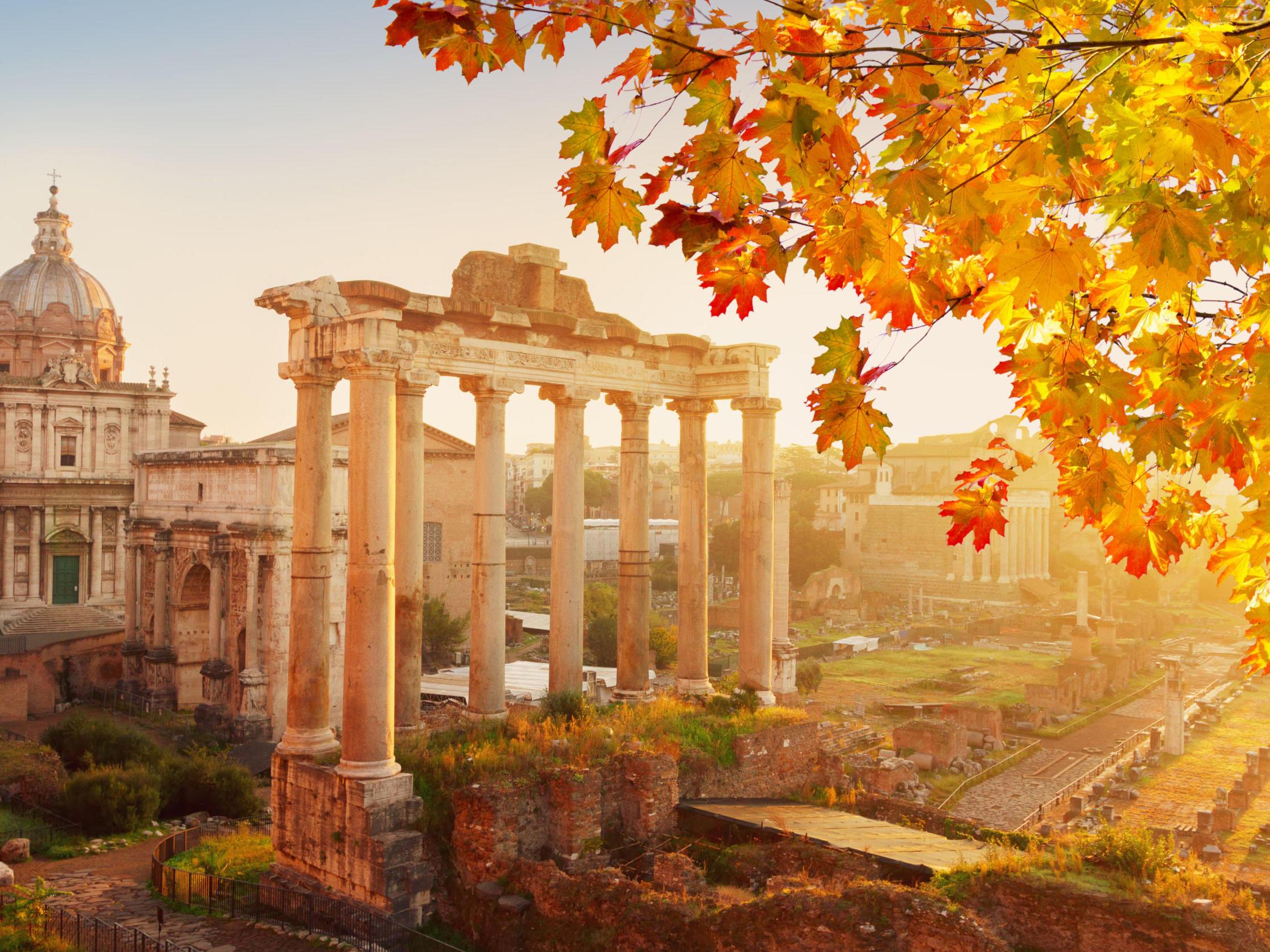 Roma in autunno