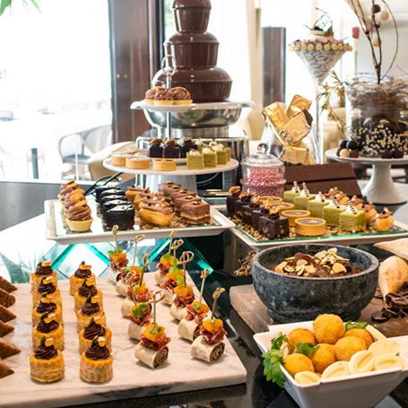 Choco High Tea 2019 - Goodwood Park Hotel