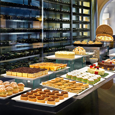Durian Desert Buffet - Goodwood Park Hotel
