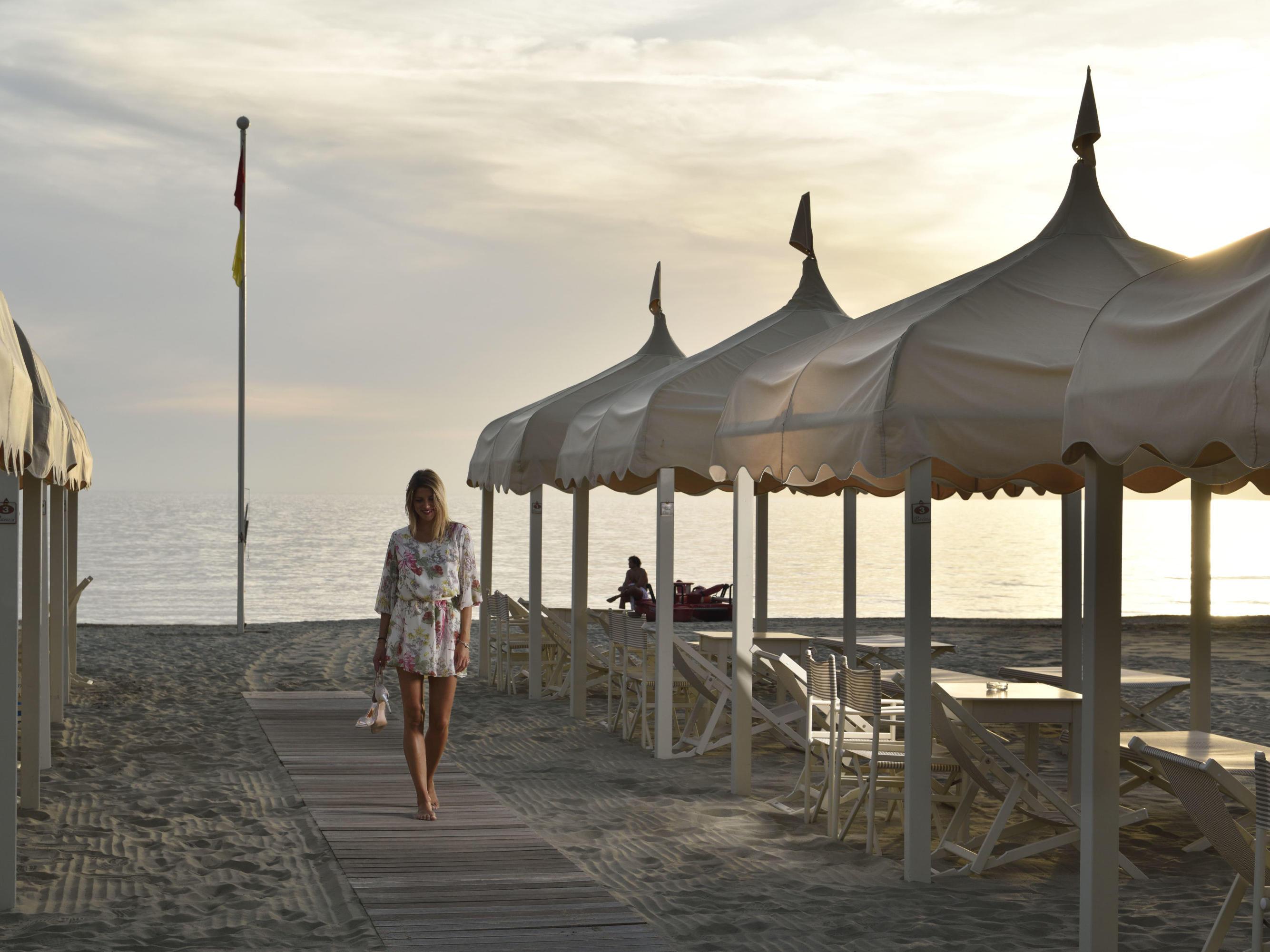 Spiaggia Versilia Lido | UNA Esperienze