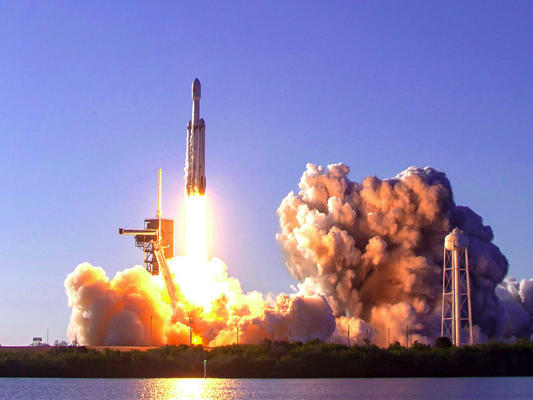 New Rocket Launches Bring Back the Spark of the Moon Missions to NASA