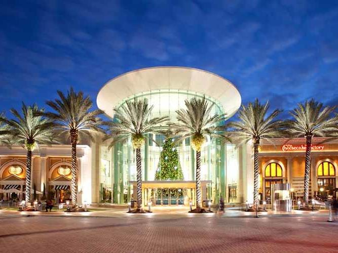 Mall at Millenia in Orlando, Florida