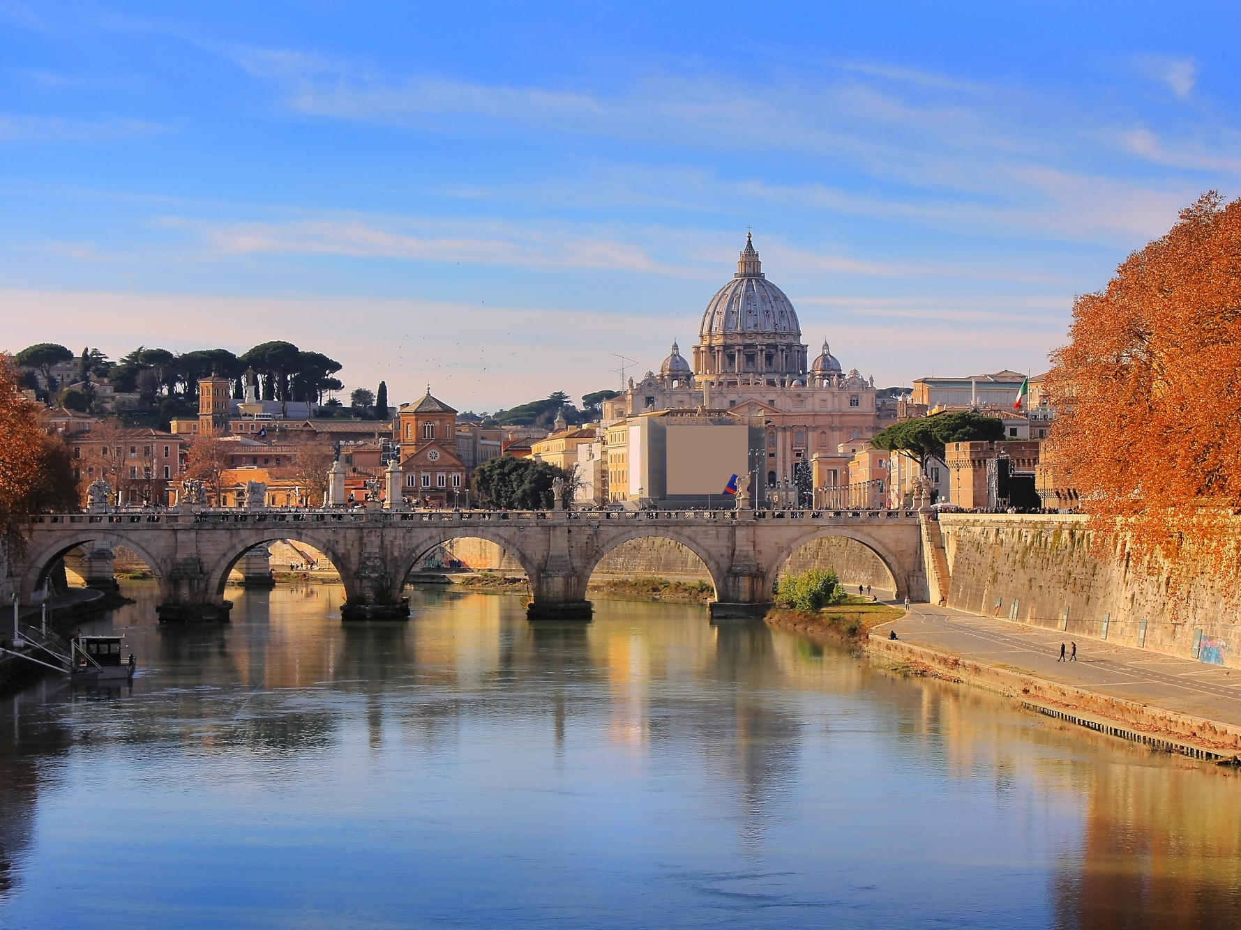 Lungotevere a Roma