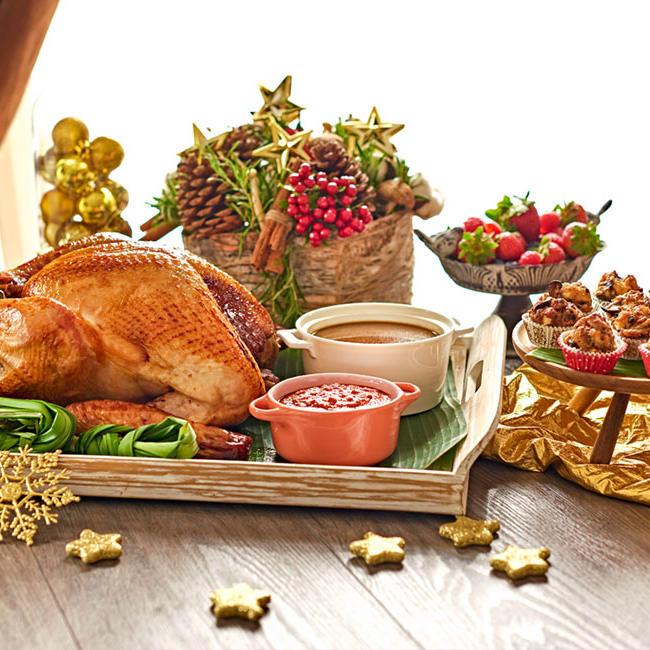 Christmas Turkey - Goodwood Park Hotel