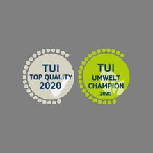 TUI Umwelt & Top Quality 2020