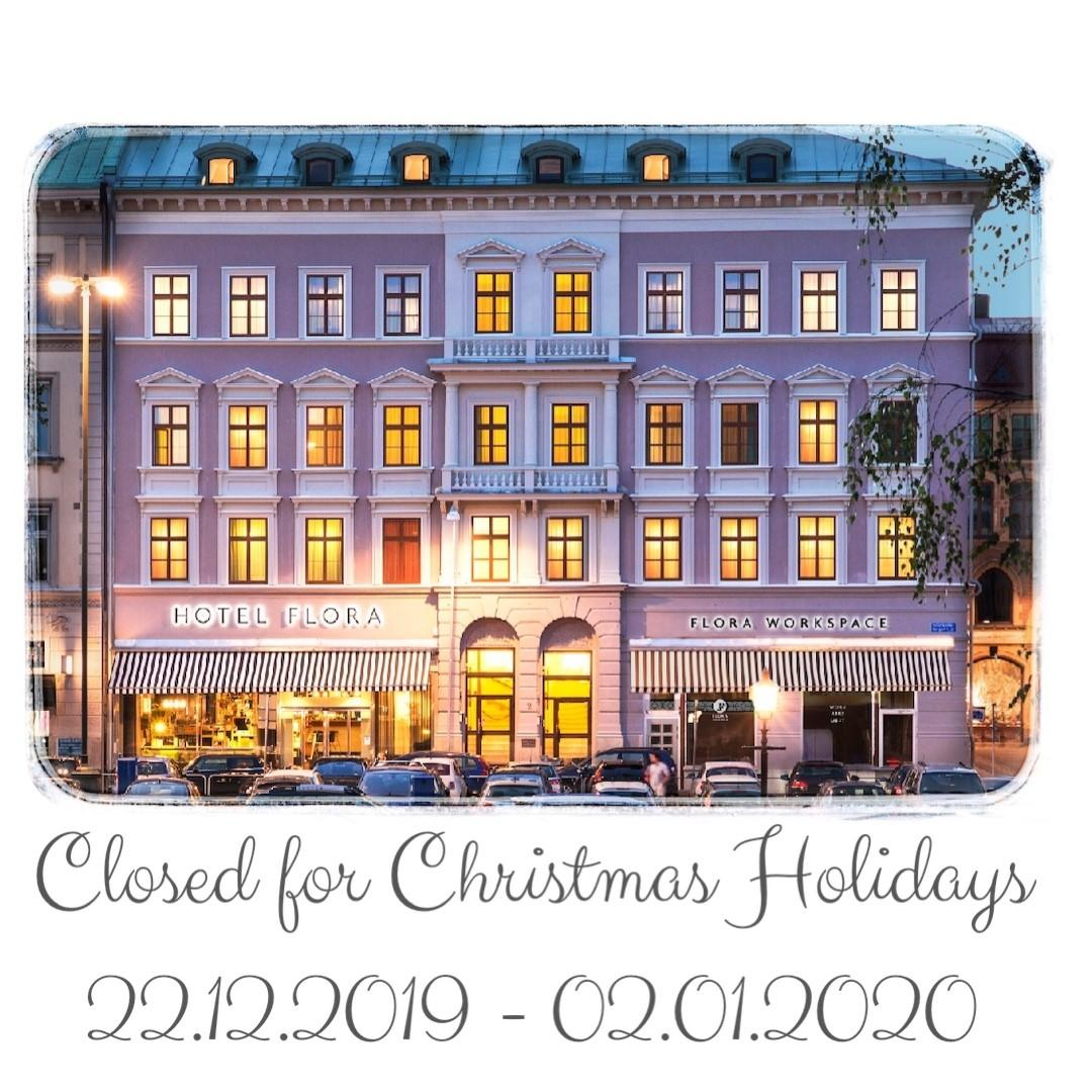 Closed for Christmas
