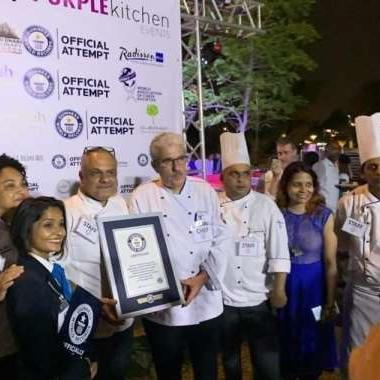 Award of Ghaya Grand Hotel Dubai