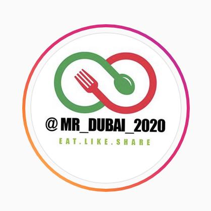 MR Dubai 2020 Logo