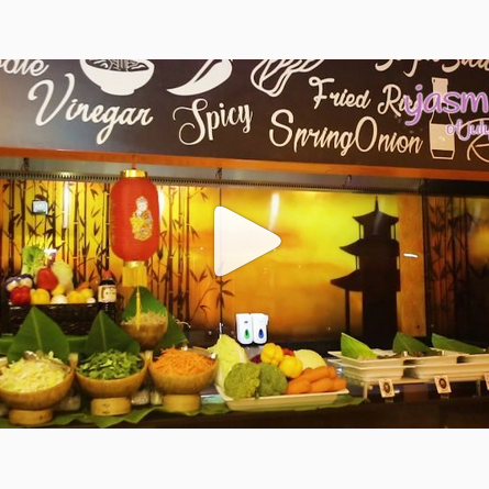 Food Stand Dubai