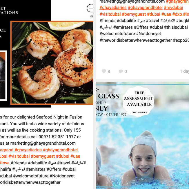 Article about Ghaya Grand Hotel Dubai